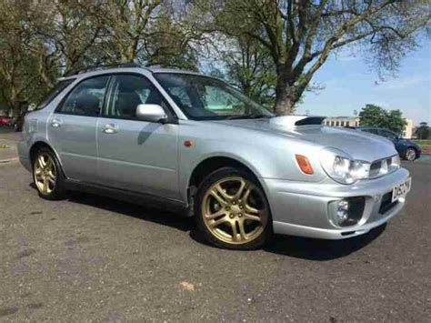 silver subaru wrx subaru 2002 impreza wrx silver car for sale
