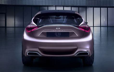 nissan infiniti 2015 2015 infiniti q30 hatchback price release date changes