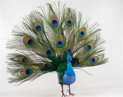 silk peacock home decor best 25 artificial birds ideas on pinterest tropical