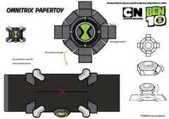 How To Make Paper Omnitrix - ben 10 omnitrix www pixshark images galleries with