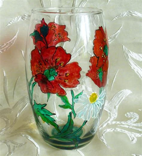 Glass Vase Painting Ideas by 30 Floral Table Decorations And Centerpieces Table Decor