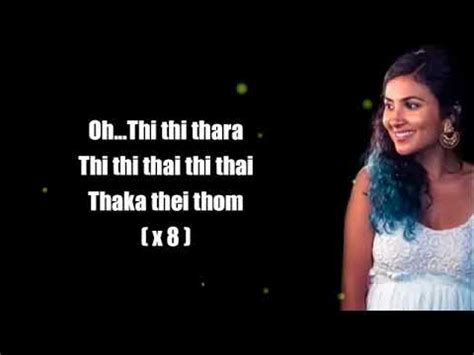 boat song lyrics in english kuttanadan punjayile kerala boat song vidya vox english