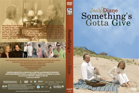 something s something s gotta give movie dvd custom covers