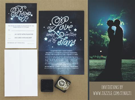 what should be written on wedding invitations our was written in the wedding invites need