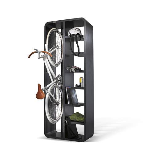 bookshelf bike rack design indaba