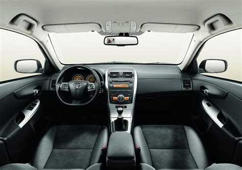 Toyota Corolla S Interior by Toyota Corolla 2012 Review Specs New Cars Price And