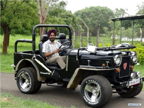 indian army jeep modified modified jeep pune mitula cars