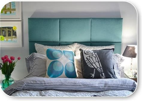teal upholstered headboard queen upholstered headboard in teal twill modern