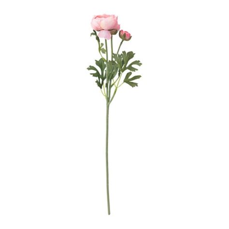 Bunga Palsu Plastik Artifisial 4 smycka زهرة اصطناعية ايكيا السعودية