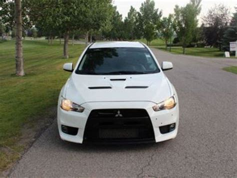 mitsubishi gsr modified 2012 mitsubishi lancer evo gsr modified calgary