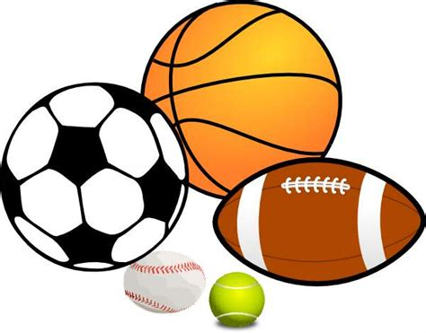 sport clipart sports clip pictures to pin on