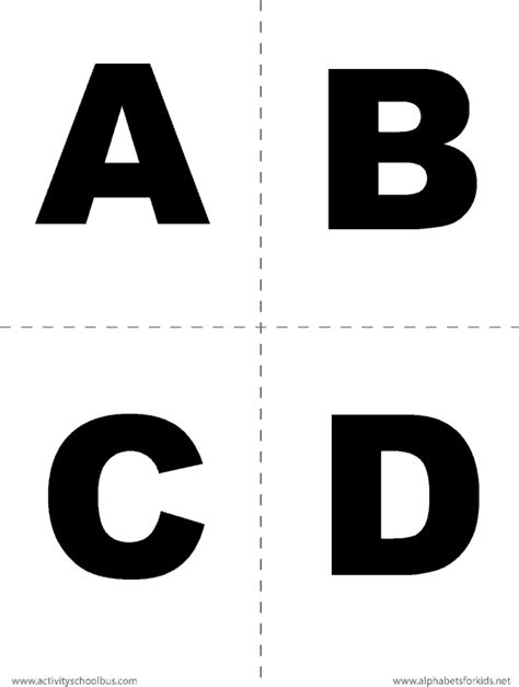 printable alphabet flashcards for preschoolers alphabet flash cards abc cards preschool learning online