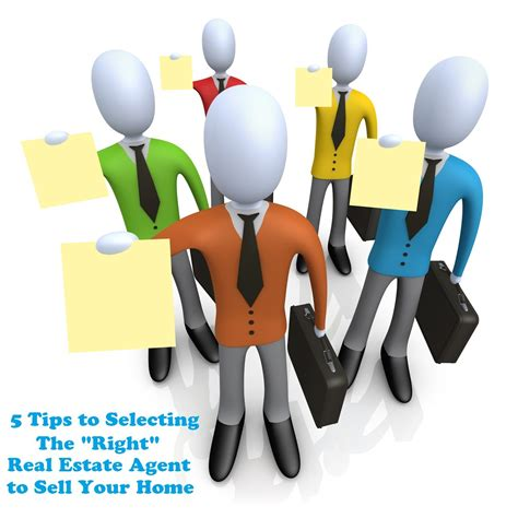 finding the right real estate to sell or buy 5 tips to selecting the quot right quot real estate to sell