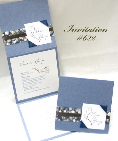 stephita wedding invitations wedding invitation 622