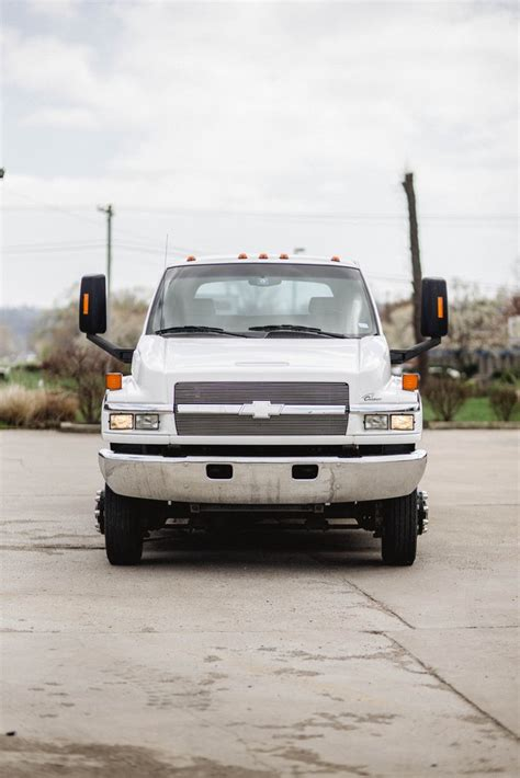 chevy topkick kodiak   truck  sale