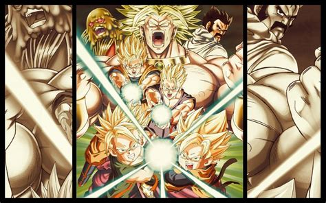 dragon ball wallpaper theme dragon ball z hd wallpapers wallpaper cave