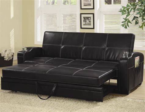 leather sofa bed click clack sofa bed sofa chair bed modern leather