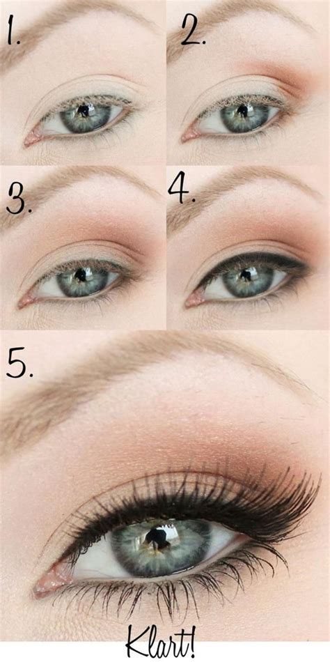 eyeliner tutorial for blue eyes 11perfect smoky eye makeup tutorials for different