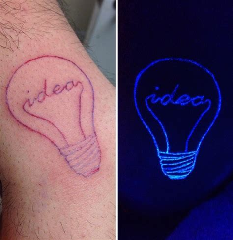 12 glow tattoo designs you 30 glow in the tattoos that ll make you turn out the