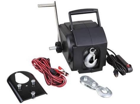 elektrische lier boottrailer g 252 de elektrische lier 1200 12 volt borg world