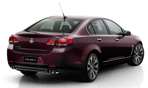 holden vf commodore pricing  specifications