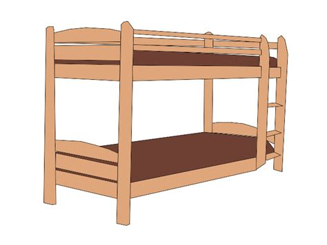 Bunk Bed Drawing Bunk Bed Drawing Clipart Panda Free Clipart Images