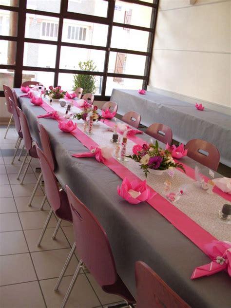 d 233 coration salle de mariage fushia et blanc id 233 es
