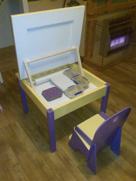 art desk for kids kids art desk easel thing by davec11 lumberjocks com