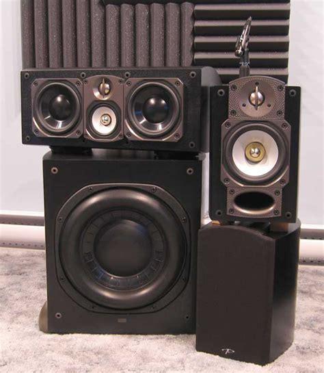 paradigm reference studio speaker system hometheaterhificom