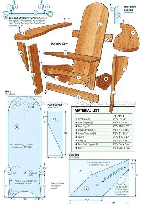 build a chair plans westport chair plans woodarchivist
