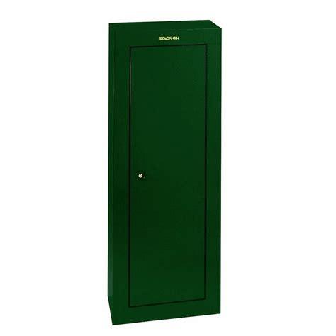 stack on gun cabinet replacement lock stack on 8 gun 6 02 cu ft key lock security cabinet gcg