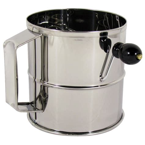 Flour Sifter stainless steel flour sifter