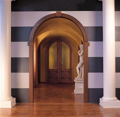 archi in legno per interni mazzitelli produzione porte in legno di qualit 224 a genova