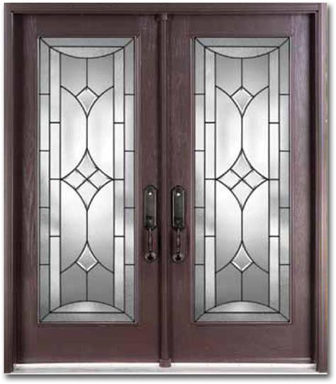 Wood Grain Fiberglass Doors Markham Front Entry Doors Fiber Glass Entry Doors