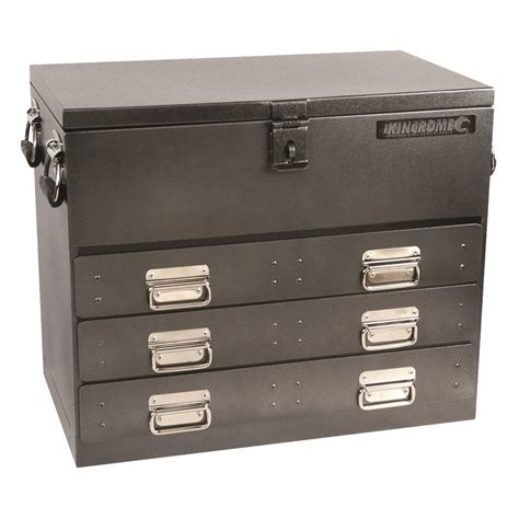 Storage Boxes With Drawers by Truck Box 3 Drawer Vehicle Storage 46 Kincrome