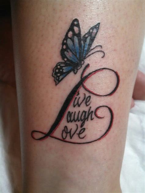 live laugh love tattoos on wrist my live laugh i it my tattoos