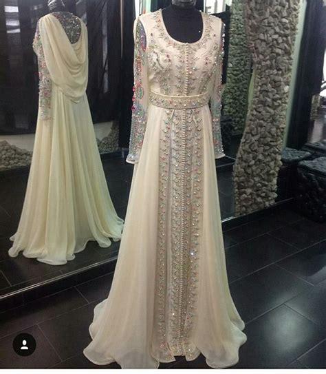 ou boutique jurken nouveaux mod 232 les caftan 2018 pour mariage fian 231 ailles