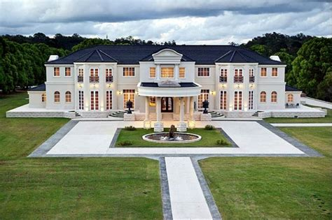1 Bedroom Home Floor Plans by 27 000 Square Foot Australian Mega Mansion To Be Auctioned
