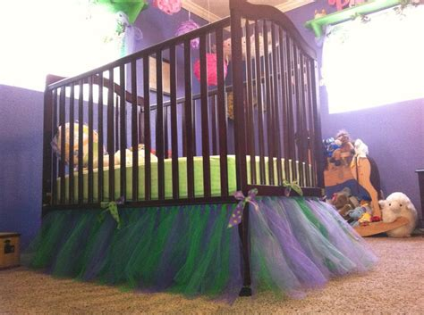 How Much Fabric For A Crib Skirt by 25 Best Ideas About Tutu Crib Skirt On Tulle