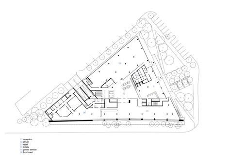 office building floor plans pdf office building e in prague czech republic by aul 237 k fišer