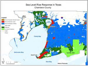 sea level rise planning maps likelihood of shore
