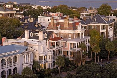 charleston sc real estate waterfront historic