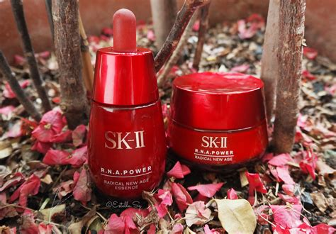 Skincare Treatment Sk Ii R N A Power Radical New Age 100gr Sk001 skincare review r n a power by sk ii eg