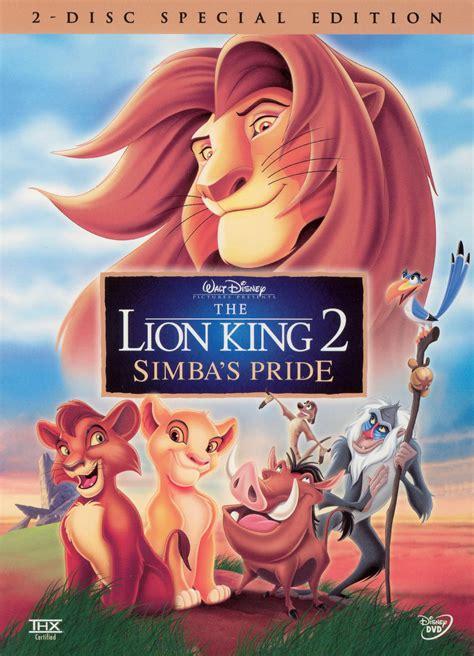 lion film pride the lion king ii simba s pride movie tvguide com