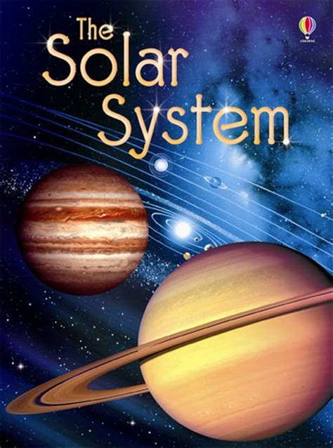 where is our solar system books the solar system at usborne children s books