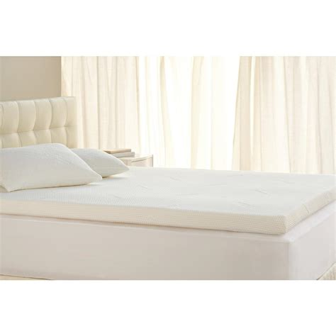 tempur pedic twin bed tempur pedic 3 in tempur topper supreme twin xl foam