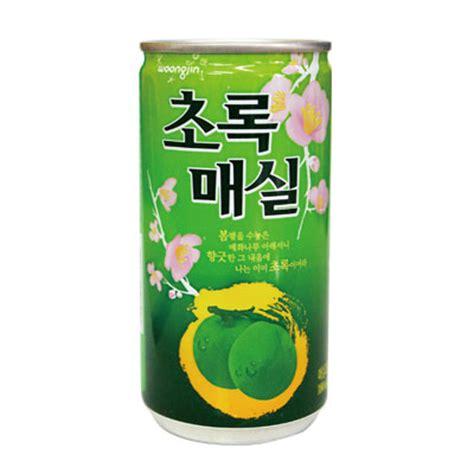 Plumb Juice by Paldo Rakuten Global Market Korean Plum Juice 190 Ml