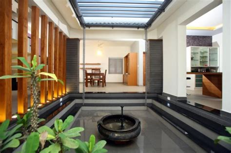 kerala home design with courtyard open courtyard design inside your home
