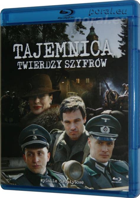 Tajemnica Enigma Film Polski | tajemnica twierdzy szyfr 243 w 2007 serial film blu ray