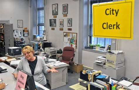 City Clerks Office by Wendy Mazza Retiring From Northton City Clerk S Office